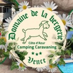 Camping de la Bergerie à Vence
